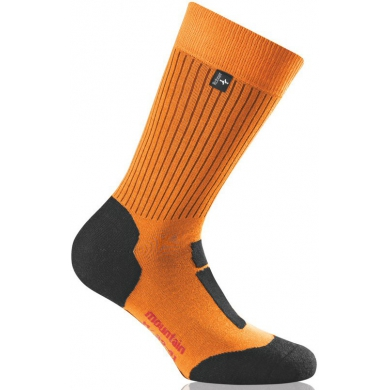 Rohner Trekkingsocke Mountain Trekking orange Herren