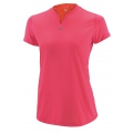 Mizuno Shirt DryLite Split rose Damen
