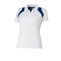 Head Polo Club Zip 2012 weiss/navy Damen (Gr��e M+L)