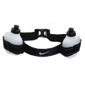 Nike Running Hydration Belt 2 Bottle schwarz