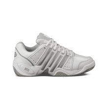 KSwiss Accomplish II Leather 2015 weiss/grau Tennisschuhe Damen