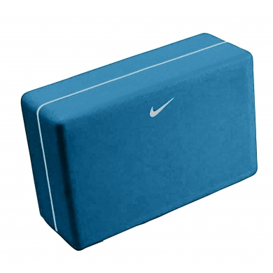 Nike Fitness Essential Yoga KIT blau