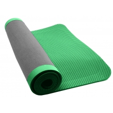 Nike Fitness Yogamatte Ultimate 5mm grün/grau