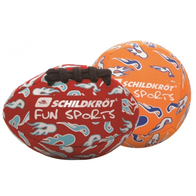 Mini-Fun DUO Pack Neoprene (Volley+Football)