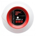 Ashaway Zymax 67 rot 200 Meter Rolle