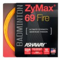 Ashaway Zymax 69 Fire orange Badmintonsaite