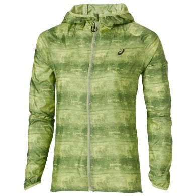 Asics Jacket Fujitrail Packable 2016 pistachio Damen
