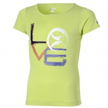 Asics Tshirt Love 2016 pistachio Girls