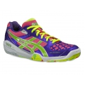 Asics Gel Blade 4 pink/purple Indoorschuhe Damen