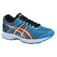 Asics Gel Galaxy 8 2016 blau/orange Laufschuhe Kinder