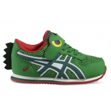 Asics School Yard TS Alligator gr�n Laufschuhe Kinder