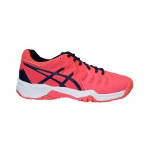 Asics Gel Resolution 7 2017 divapink Tennisschuhe Kinder
