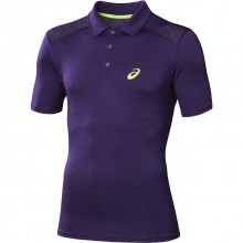 Asics Polo Club 2014 purple Herren