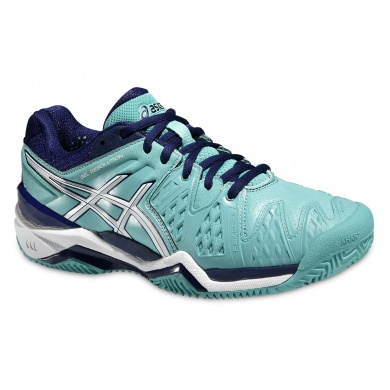 Asics Gel Resolution 6 Clay 2016 pool Tennisschuhe Damen