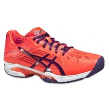 Asics Gel Solution Speed 3 2016 koralle Tennisschuhe Damen