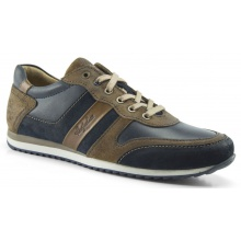 Australian Fairfax Leather navy Sneaker Herren