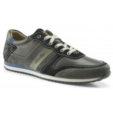 Australian Fairfax Leather grau Sneaker Herren