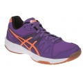 Asics Gel Upcourt violett Indoorschuhe Damen
