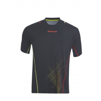 Babolat Tshirt Match Performance 2015 anthrazit Herren