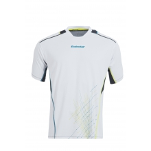 Babolat Tshirt Match Performance 2015 weiss Boys