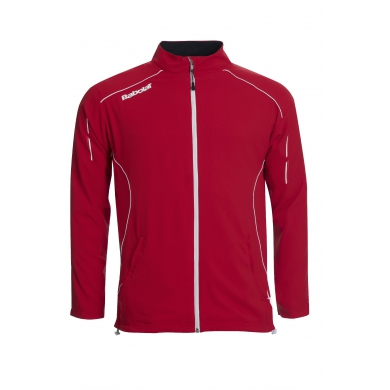 Babolat Jacket Match Core 2015 rot Boys