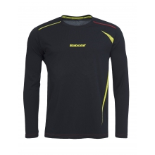 Babolat Longsleeve Match Performance 2015 anthrazit Herren