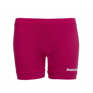 Babolat Shorty Match Performance 2015 kirschrot Damen