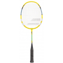 Babolat Mini Bad 2013 gelb Junior-Badmintonschl�ger
