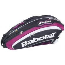 Babolat Racketbag Pro Team 2014 rose 6er