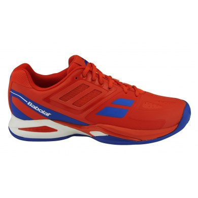Babolat Propulse TEAM Clay 2016 rot Tennisschuhe Herren