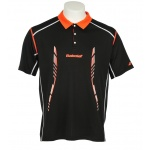 Babolat Polo Match Performance 2014 schwarz Boys
