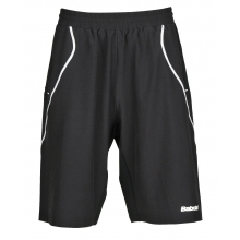 Babolat Short X Long Match Performance 2014 schwarz Boys