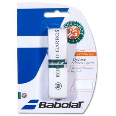 Babolat Uptake French Open Basisband 2015 weiss/grün