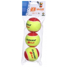 Babolat Stage 3 B-Ball Felt Methodikbälle 3er
