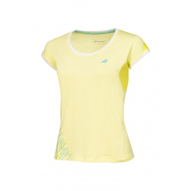 Babolat Shirt Performance 2016 gelb Girls