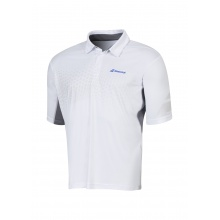 Babolat Polo Performance 2016 weiss Herren
