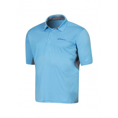 Babolat Polo Performance 2016 aquarius Herren