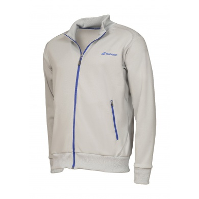 Babolat Jacket Performance 2016 grau Boys