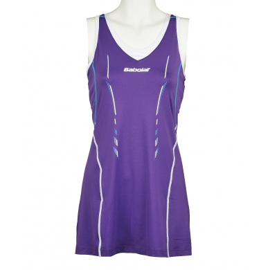 Babolat Kleid Match Performance 2014 violett Girls (Gr��e 152)