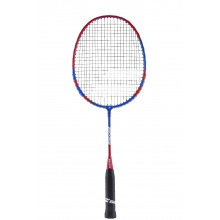 Babolat Mini Bad 2016 blau/rot Junior-Badmintonschl�ger