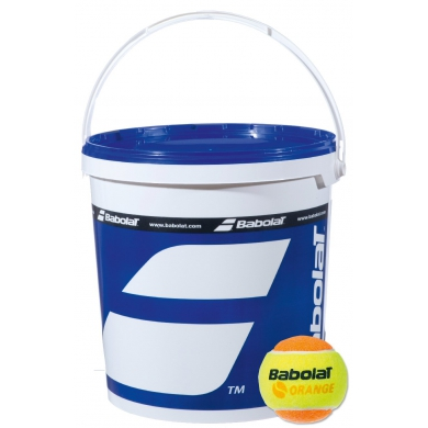 Babolat Stage 2 Orange Methodikball 36er im Eimer