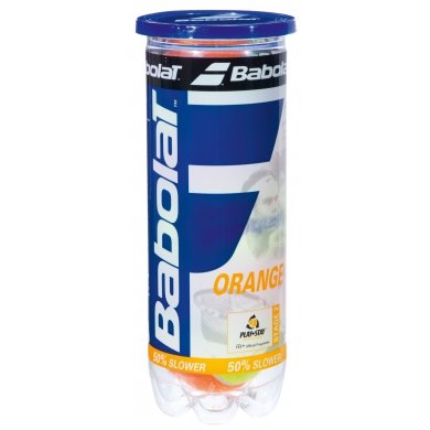 Babolat Stage 2 Orange Methodikb�lle 3er