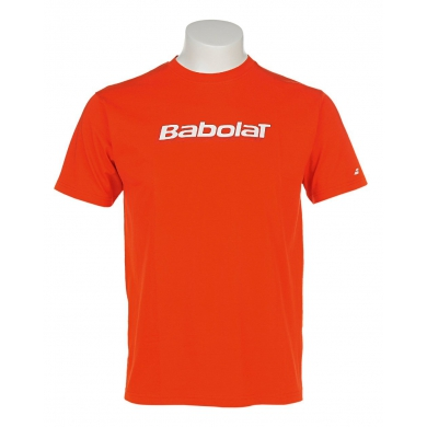 Babolat Tshirt Training orange Boys