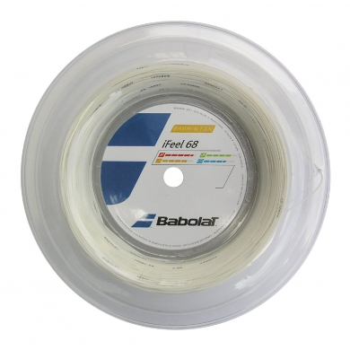Babolat iFeel 68 weiss 200 Meter Rolle