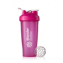 BlenderBottle Trinkflasche Classic Loop 820ml pink