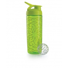 BlenderBottle Trinkflasche SportMixer Signature Sleek 820ml lime