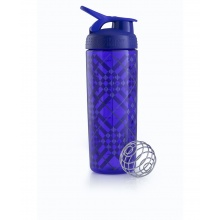 BlenderBottle Trinkflasche SportMixer Signature Sleek 820ml purple