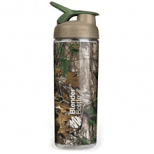 BlenderBottle Trinkflasche SportMixer Signature Sleek 820ml realtree