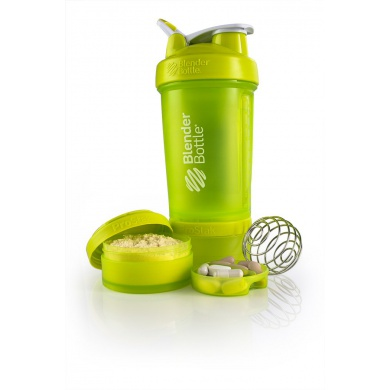BlenderBottle Trinkflasche ProStak 650ml gr�n