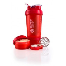BlenderBottle Trinkflasche ProStak 650ml rot